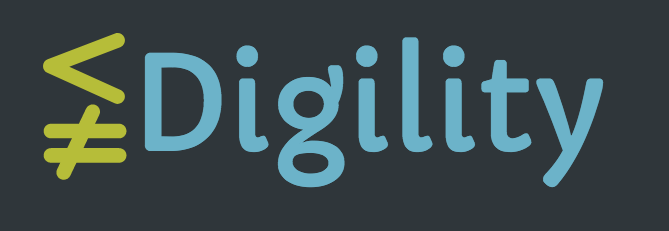 Digility = Digital Marketing Agility